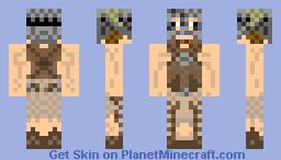 Dovakiin Minecraft Skin