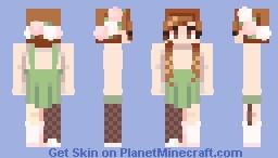~𝙰𝚟𝚊𝚒𝚕~ Minecraft Skin