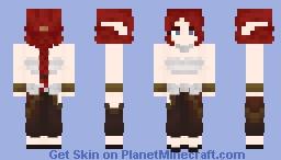 Desert Elf? Minecraft Skin