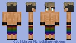 pride Minecraft Skin