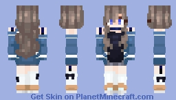 Cheers to 2020! Minecraft Skin