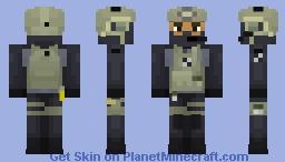 Coalition Mil-Sim - Call of Duty: Modern Warfare Minecraft Skin