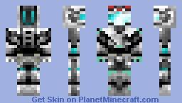 Super Solider Minecraft Skin