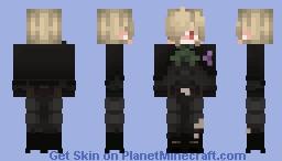 Andrew Kreiss - IDV Minecraft Skin