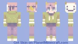 Moobloom Dream Minecraft Skin