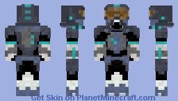 Depth Explorer Minecraft Skin