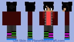Hey look it's me! Minecraft Skin
