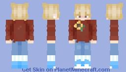 Felix Sunshine ☀️ {SKZ/Stray Kids: Lee Felix} - SATR Entry Minecraft Skin