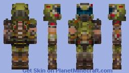 dumgy Minecraft Skin