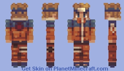 Naruto Skin Minecraft Skin