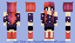 darkk Minecraft Skin