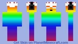 my actual new skin Minecraft Skin