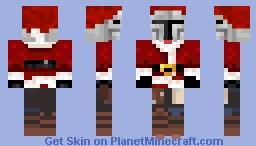 The Santalorian! :) Minecraft Skin