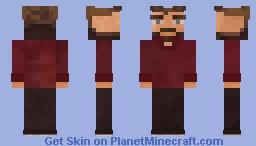 Kristoffer Zetterstrand Minecraft Skin