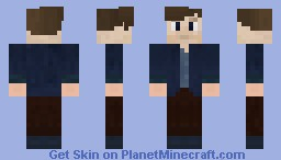 Le Mussy Minecraft Skin