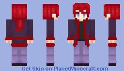 Silver Minecraft Skin
