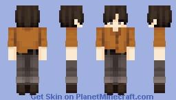 idk, for a friend Minecraft Skin