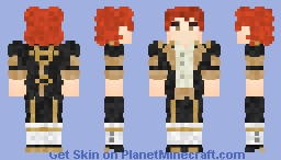 Sylvain (Student) | Fire Emblem: Three Houses Minecraft Skin