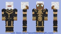 Dedue (Student) | Fire Emblem: Three Houses Minecraft Skin