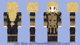 Ingrid (Student) | Fire Emblem: Three Houses Minecraft Skin