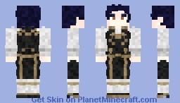 Felix (Student) | Fire Emblem: Three Houses Minecraft Skin