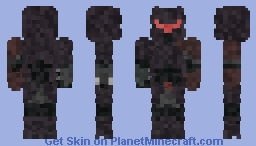 Netherite Slayer (Contest Entry) Minecraft Skin