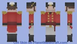 Sir Isaac Brock - War of 1812 Minecraft Skin