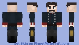 {LoTC} Borys II Jazloviecki Minecraft Skin