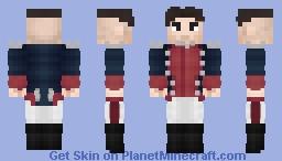 {LoTC} Young Borys II Jazloviecki Minecraft Skin