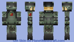 People's Liberation Army Universal/Woodland | *people of republic china Federal Soldier* (REMAKE) Minecraft Skin