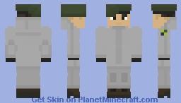 Brazilian Armed Forces | Brazil | Forças Armadas Brasileiras | Brazilian Marine Corp/Army Infantry | Winter | Parka | Off-Duty | Soldier Minecraft Skin