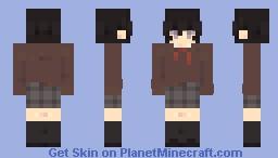 minimalistic Minecraft Skin