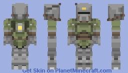 T-51b (Fallout) Minecraft Skin