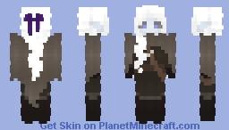 [LoTC] Frosty Commission Minecraft Skin