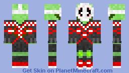 My xmas skin! Minecraft Skin