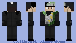 AD Nease 2019 - Wanderlust Minecraft Skin