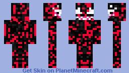 Carnage Minecraft Skin