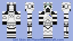 Clone Engineer (Battlefront II) Minecraft Skin