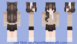 And they said they'd go to the nearest cemetery and strip dance…. Minecraft Skin