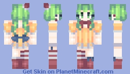 Woo Woo Party! 🎈 | Contest Minecraft Skin