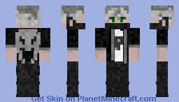 Skull Boy Minecraft Skin
