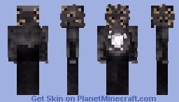 Amygdala : Bloodborne Minecraft Skin