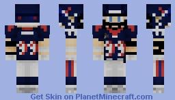 Houston Texans - JJ Watt Home Minecraft Skin