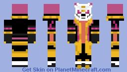 Drift -Fortnite Minecraft Skin