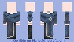 {❂} MassiveLooks {❂} blue drapes [free to use] Minecraft Skin