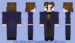 Kirei Kotomine - Fate/Stay Night Minecraft Skin