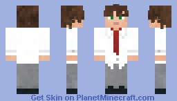 Commission - FlashKidos - Skin Persona Minecraft Skin