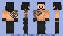 ROMAN REIGNS | WWE Minecraft Skin