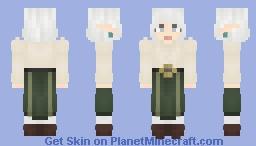 Mildly Edwardian Minecraft Skin