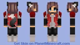 =^-^= (37) Minecraft Skin